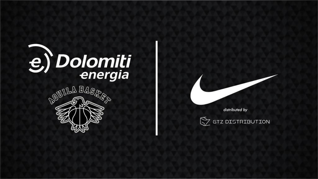 #SomethingCrazy: Nike è il nuovo sponsor tecnico della Dolomiti Energia Trentino