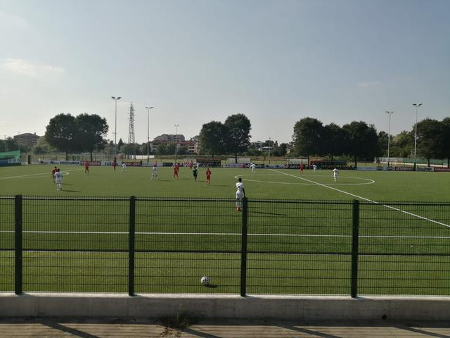 Monza campo sportivo