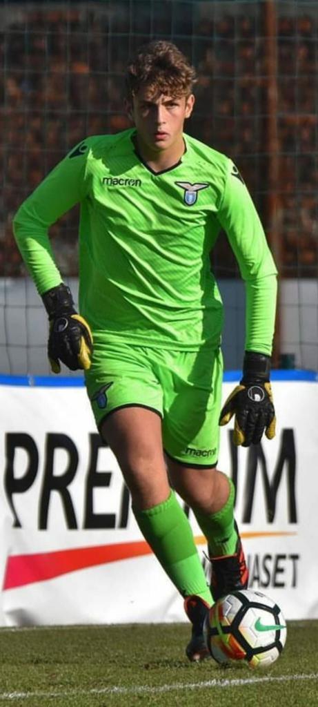 Lazio, allenamento con la Prima Squadra per Di Fusco dell'Under18