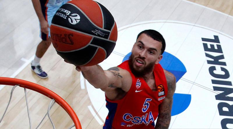 Mikhail Serbin / Euroleague Basketball