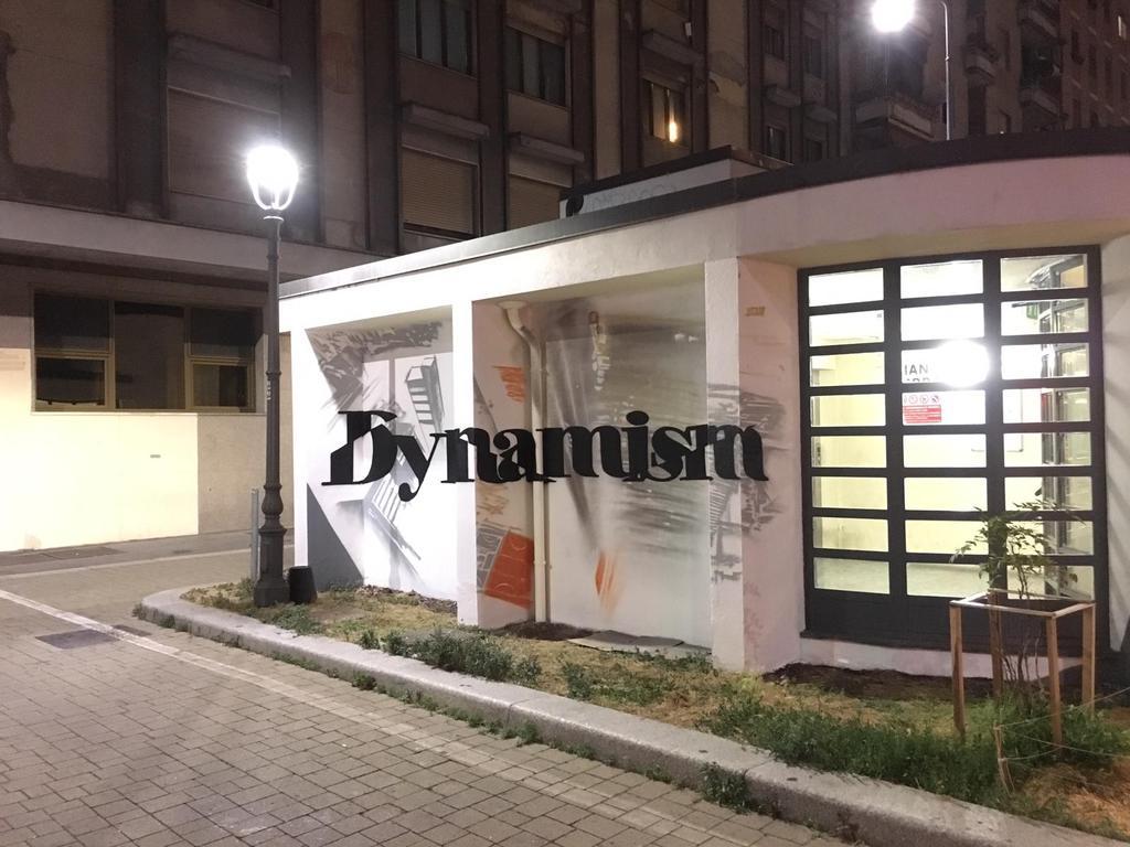 Dynamism, Manu Invisible - via Sammartini 31,MI