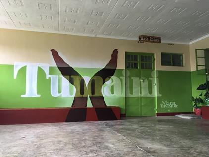 """[""""Tumaini Nanyuki (Kenya) Ottobre 201[Scripta Manent Treviglio Giugno 2019]"""