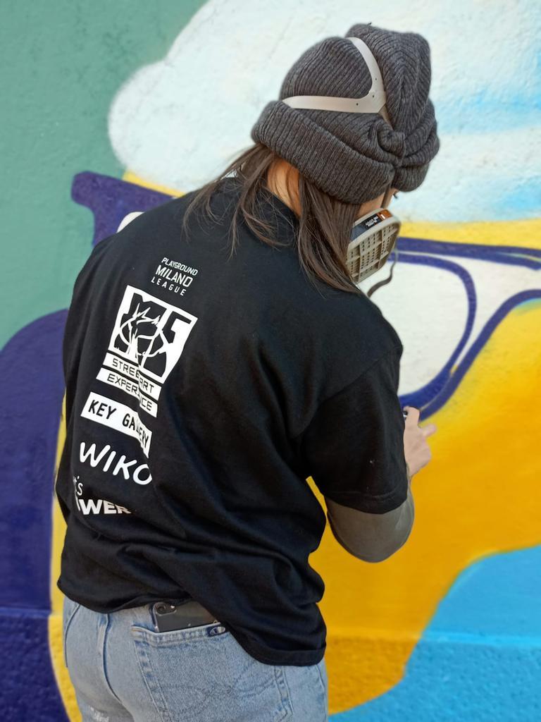 Judy Rhum, via Lessona, MI - Foto scattata con Wiko View5