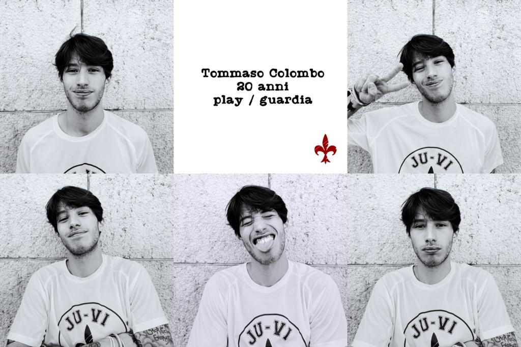 Tommaso Colombo è un nuovo giocatore della JuVi!
