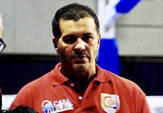 Giuseppe Diciolla, preparatore atletico del Cus Jonico Taranto