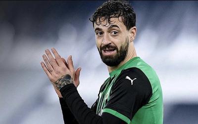Francesco Caputo, attaccante del Sassuolo (Profilo social giocatore)