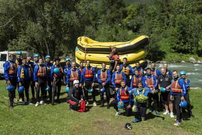 Le rapide della Val di Sole lanciano la stagione dei bianconeri