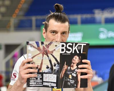 E' arrivato il primo numero di BSKT, la nuova rivista di Aquila Basket!