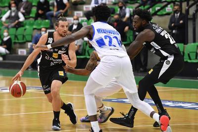 I bianconeri non completano la rimonta: vince Treviso 84-80