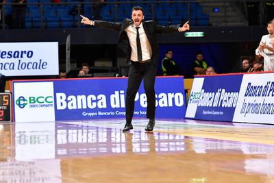 «L'energia del nostro pubblico e 40' di intensità per battere Cremona»