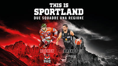 """This is Sportland"": due squadre, una regione"