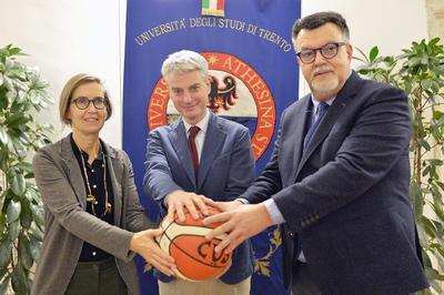 UniTrento: Aquila Basket e Cus Trento fanno squadra