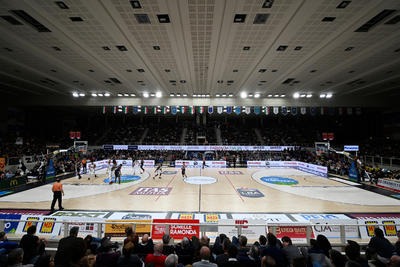 Serie A a porte chiuse, stop a giovanili e minibasket: il comunicato FIP