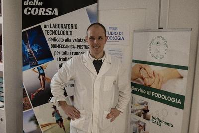 Il podologo Fabio Fumei nuovo consulente dello staff medico bianconero
