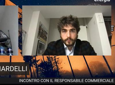 Andrea Nardelli in call con l'Azzanese Basket Strezzano