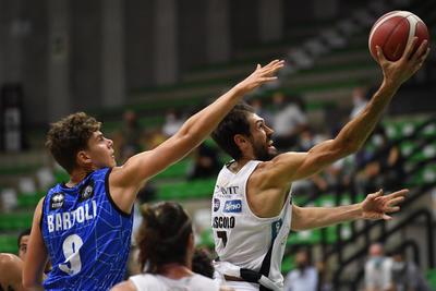 Al PalaVerde detta legge Treviso: bianconeri sconfitti 91-67