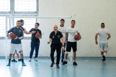 One Team: impegno e passione per il basket anche in carcere