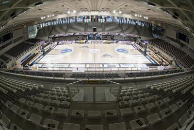 Riapertura BLM Group Arena, comunicato congiunto Aquila Basket e Trentino Volley