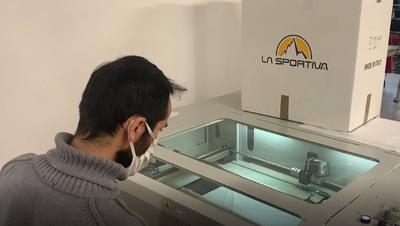La Sportiva, 55 mila mascherine prodotte per la Protezione Civile di Trento