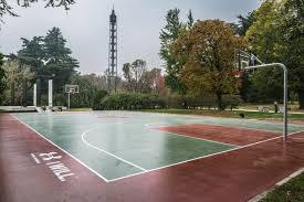 Il playground di Parco Sempione