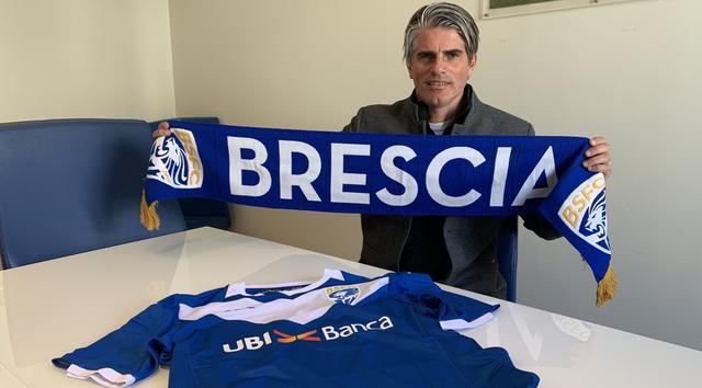 Il tecnico Diego Lopez, FOTO: BRESCIACALCIO.IT