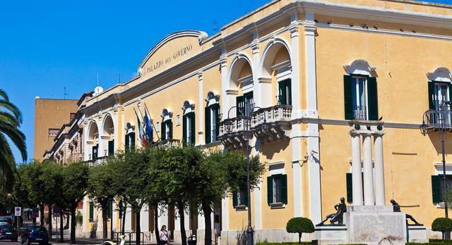 La Prefettura di Matera, FOTO: FONTE WEB
