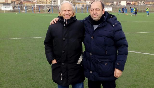 Carrera e Mastroberti, FOTO: FONTE WEB