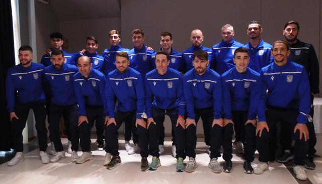 Il roster del Cmb Matera, FOTO: TUTTOMATERA.COM