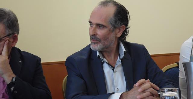 Fortunato Martoccia del Città dei Sassi, FOTO: TUTTOMATERA.COM
