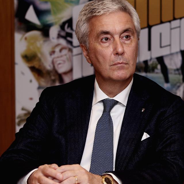 Cosimo Sibilia della Lnd, FOTO: FIGC.IT