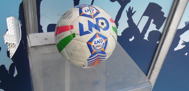 Il pallone, FOTO: FONTE WEB