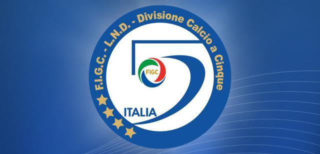 Il logo della Divisione calcio a 5, FOTO: FONTE WEB
