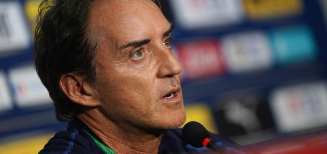 Il ct Roberto Mancini, FOTO: FIGC.IT