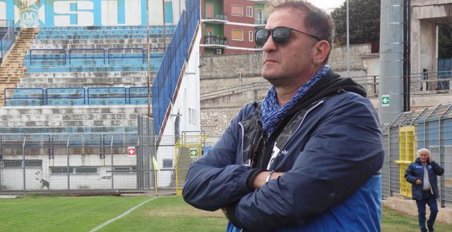 Il tecnico Giuseppe Angelino, FOTO: TUTTOMATERA.COM
