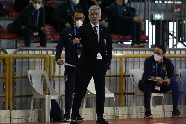 Il ct Massimiliano Bellarte, FOTO: FIGC.IT