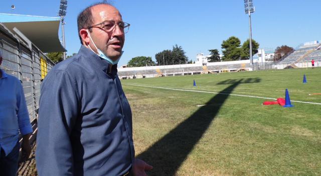 Angelo Mastroberti, FOTO: TUTTOMATERA.COM
