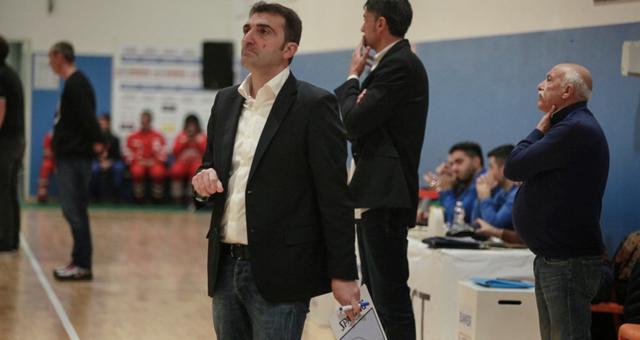Il coach Agostino Origlio, FOTO: ROBERTO LINZALONE