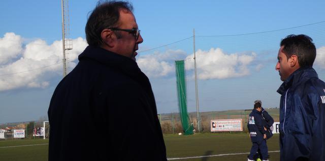 Il dg Nunzio Papangelo, FOTO: TUTTOMATERA.COM