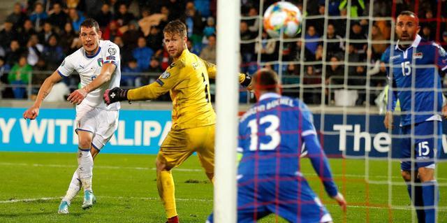 L'attaccante Andrea Belotti, FOTO: FIGC.IT