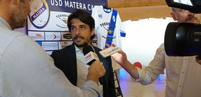 Tonio Chisena, FOTO: TUTTOMATERA.COM