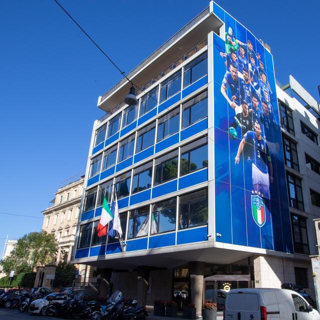 Sede della Figc, FOTO: FONTE WEB
