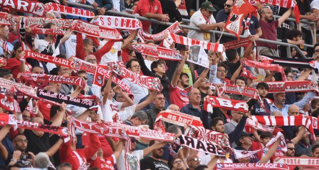 I tifosi biancorossi, FOTO: SSCALCIOBARI.IT