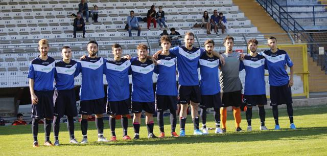 La squadra del Città dei Sassi, FOTO: FONTE WEB
