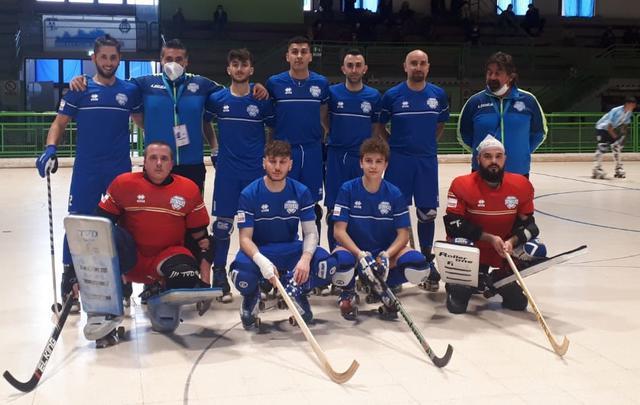 La squadra dell'Hp Matera, FOTO: FONTE WEB