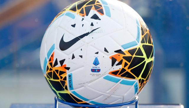 Il pallone della Serie A, FOTO: FONTE WEB