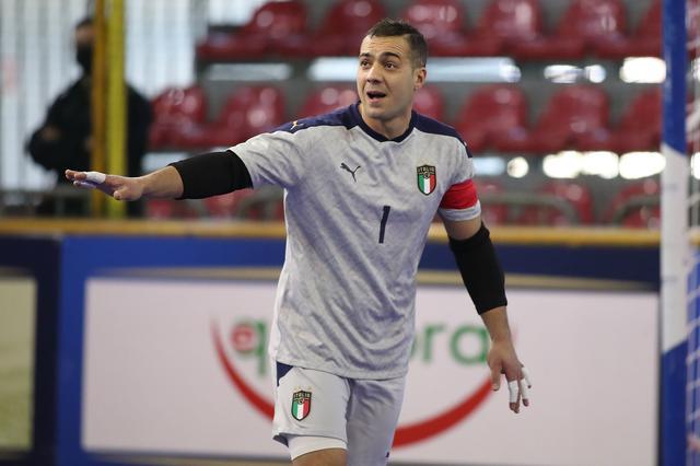 Il portiere Stefano Mammarella, FOTO: FIGC.IT