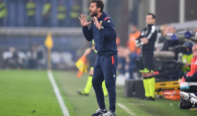Il tecnico Thiago Motta, FOTO: FONTE WEB