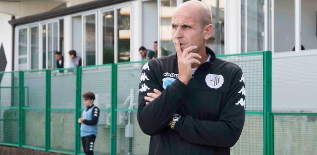 Il tecnico Giovanni Bucaro, FOTO: CRISTIAN COSTANTINO