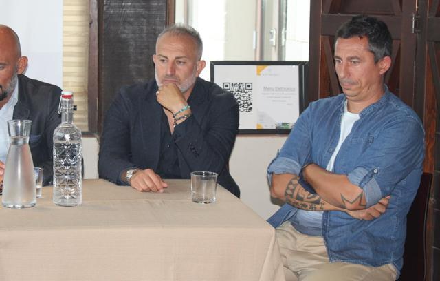 Il tecnico Antonio Palo, FOTO: AZ PICERNO FACEBOOK