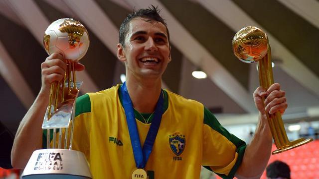 Il campione Neto, FOTO: FONTE WEB